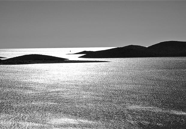the dark sea